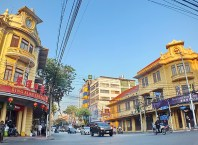 European Houses in Yaowarat (SAB cross roads)