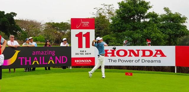 Misuzu Narita Honda LPGA Thailand 2018