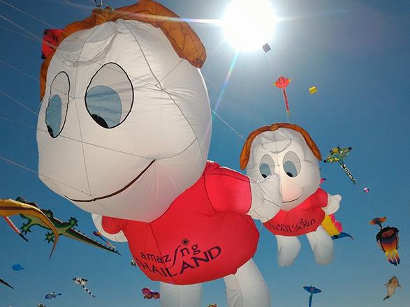 Thailand International Kite Festival