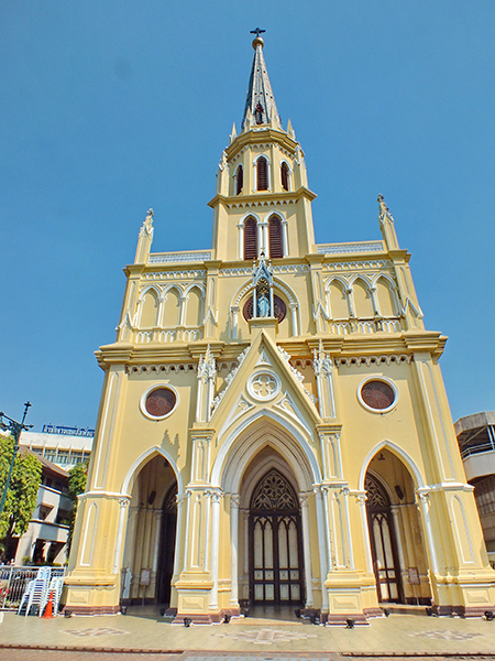 The Holy Rosary (Kalawar) Church Bangkok