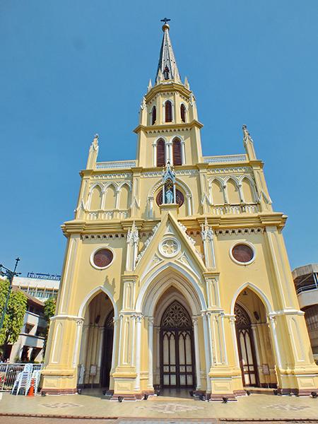 The Holy Rosary (Kalawar) Church Bangkok
