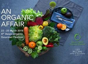 Bangkok hosts 4th Asian Organic Gourmet Festival on 22-25 March