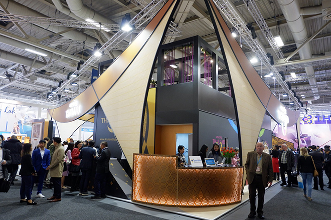 TAT Open to the New Shades at ITB Berlin 2018