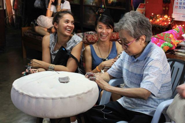 Talad Noi Neighborhood for Aquarious, Bangkok (Photo Credit: HiveSters.Com)