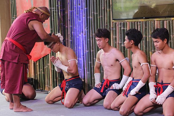 World Wai Kru Muay Thai Ceremony 2018 pressconf