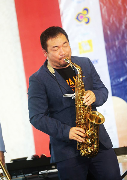 Hua Hin International Jazz Festival opens to the new shades (3)