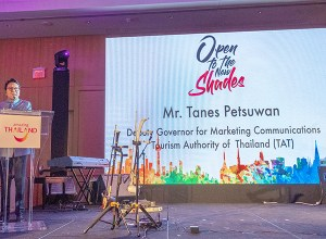 Mr. Tanes Petsuwan