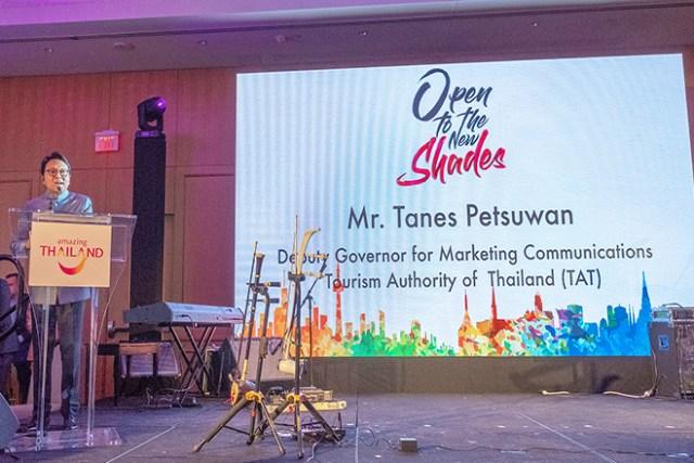 Mr. Tanes Petsuwan
