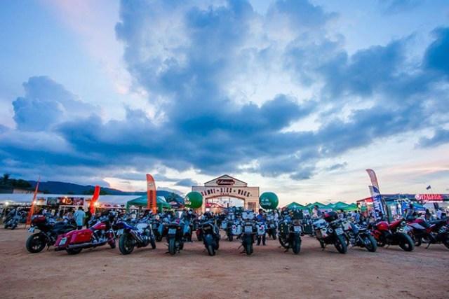 Samui Bike Week 2017
