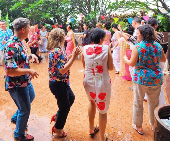 TAT supports The Diplomat Splash Songkran 2018 celebration