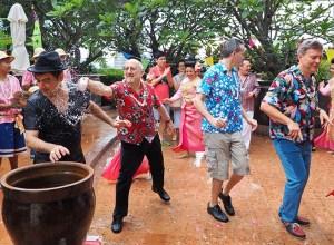 TAT supports The Diplomat Splash Songkran 2018 celebration