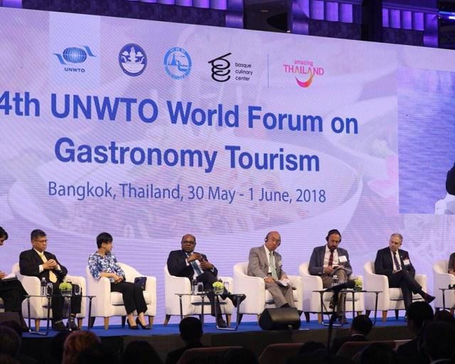 4th UNWTO World Forum on Gastronomy Tourism