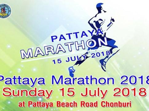 Pattaya Marathon 2018