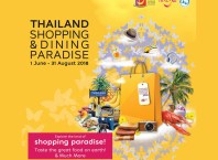 Thailand Shopping & Dining Paradise 2018