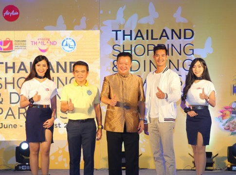 Buri Ram joins Thailand Shopping and Dining Paradise 2018 campaign