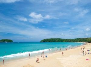Kata Beach, Phuket-TAT