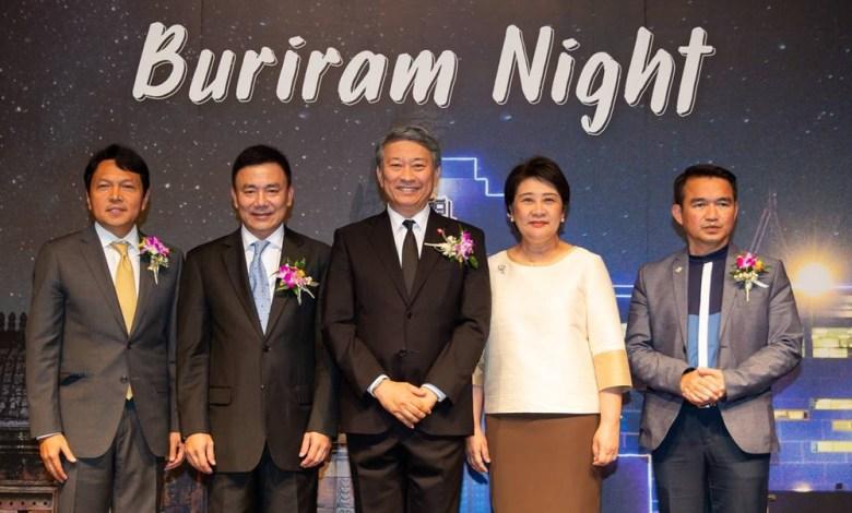 Buri Ram Night in Japan - VIPs 1