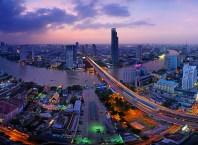 Chaophraya River, Bangkok