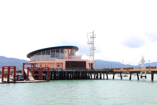 Thailand Marine Department Phuket Boat Safety
