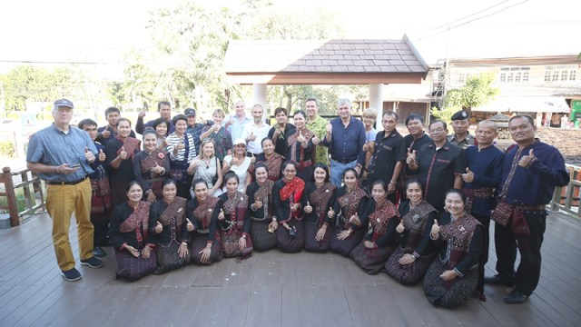 TAT invites ambassadors to Open to the New Shades of travel experiences in Isan