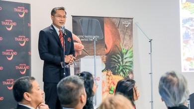 Thai Tourism Minister Weerasak Kowsurat Speech at WTM 2018