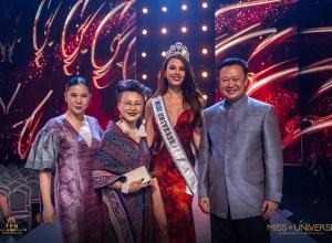 TAT congratulates Catriona Gray for Miss Universe 2018 win
