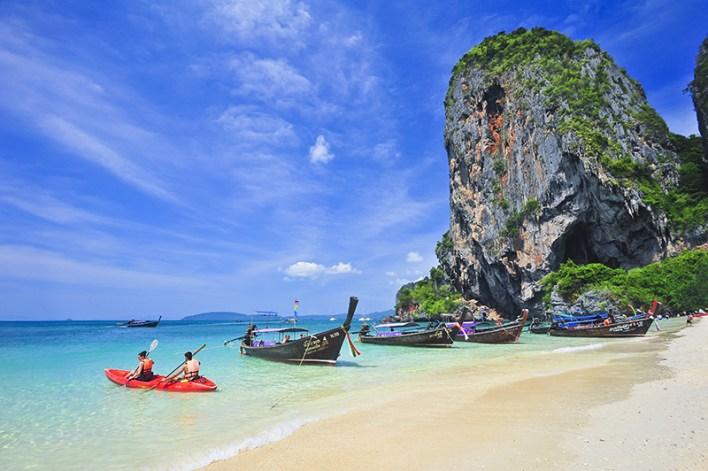 Krabi sets a model to upgrade marine tourism safety