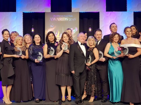 Thailand named the Best Destination in Asia-Pacific by Irish Travel Trade News Awards 2018