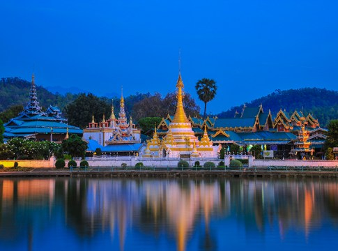 The magic of Mae Hong Son