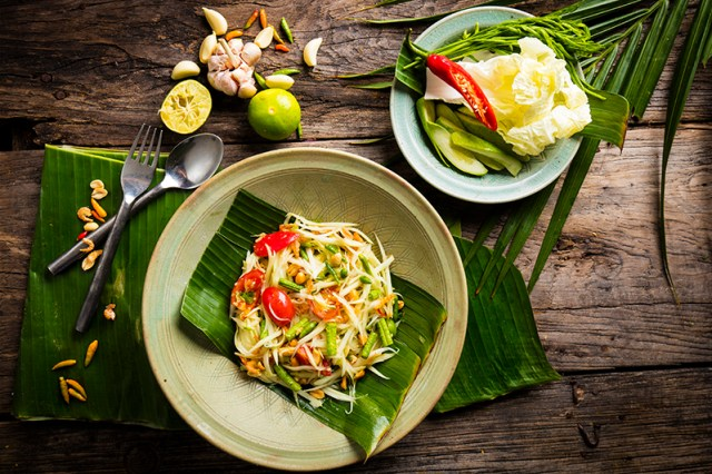 Food tourism Gastronomy Tourism Thailand means good food in any language