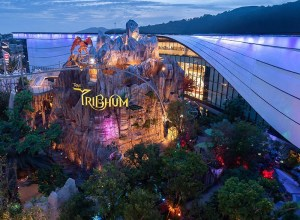"New Phuket theme park ""TRIBHUM"" mixes legend and fantasy with interactive technology"