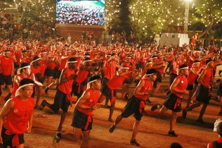 15th World Wai Kru Muay Thai Ceremony attracts record numbers to Ayutthaya