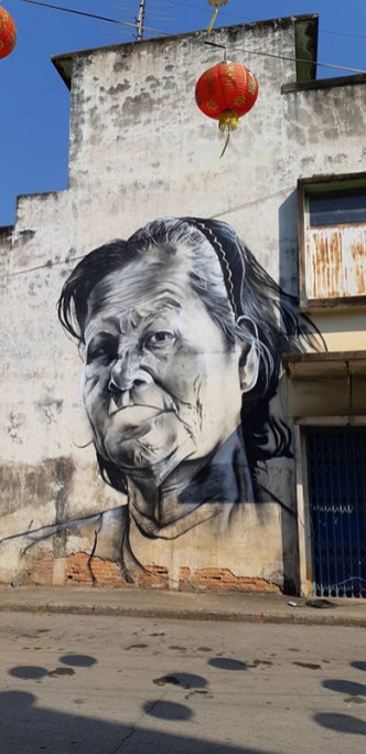 TAT launches new ASEAN Pop Culture project with new street art in Sukhothai