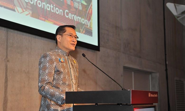 Thai Tourism Minister Weerasak Kowsurat Speech at ITB Berlin 2019