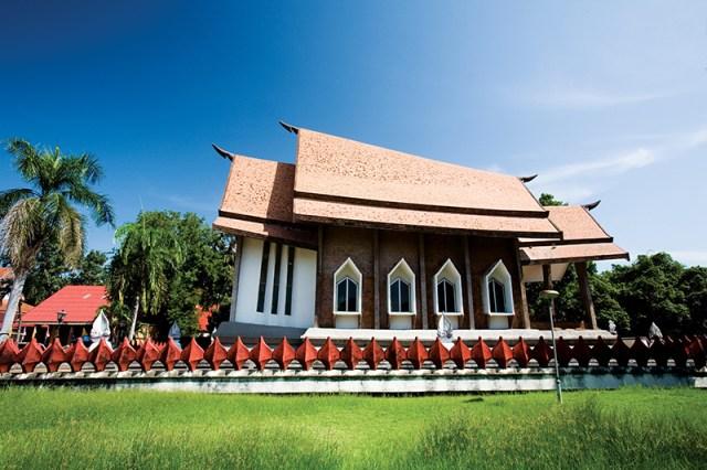 Remarquable temples uniques parmi les 40000 à travers la Thaïlande