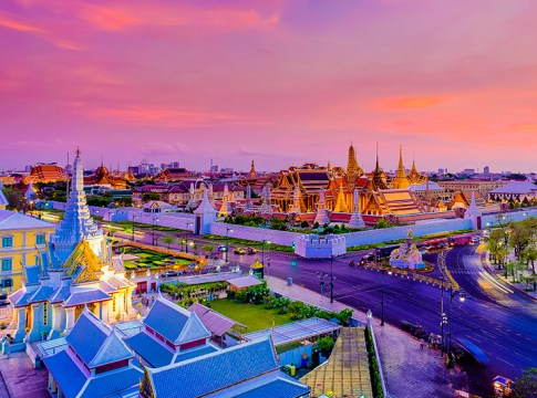 The Royal Coronation of King Rama X transportation services 2-6 May 2019