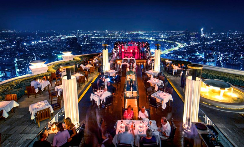 lebua Bangkok The world's First Vertical Destination