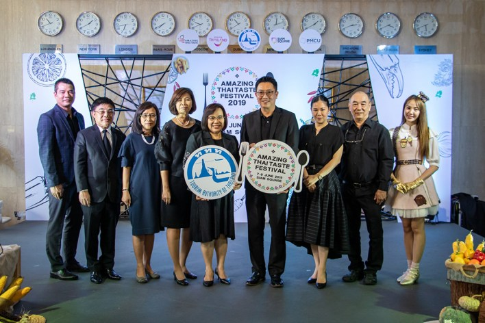 Amazing Thai Taste Festival 2019 encourages all to just say no to plastic