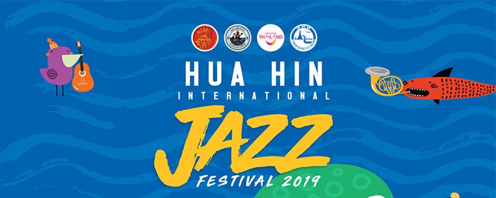 Hua Hin International Jazz Festival 2019