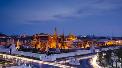 The Royal Coronation of King Rama X and status of attractions during the historic events