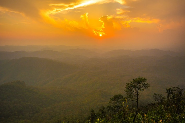 TAT announces five new national parks in Thailand