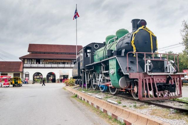 Living history in Lampang