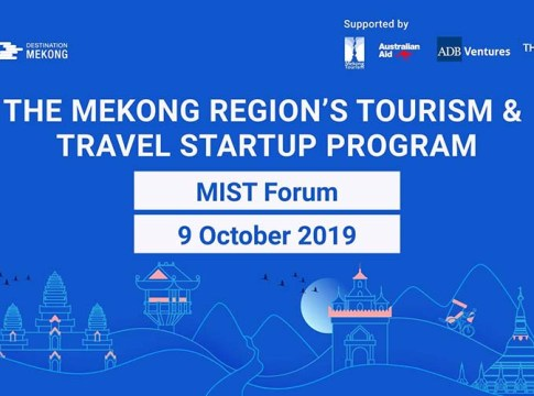 Mekong Innovative Startups in Tourism finalists to compete on 9 October