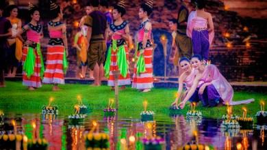 TAT highlights Bangkok and six unique locations for Loi Krathong Festival 2019
