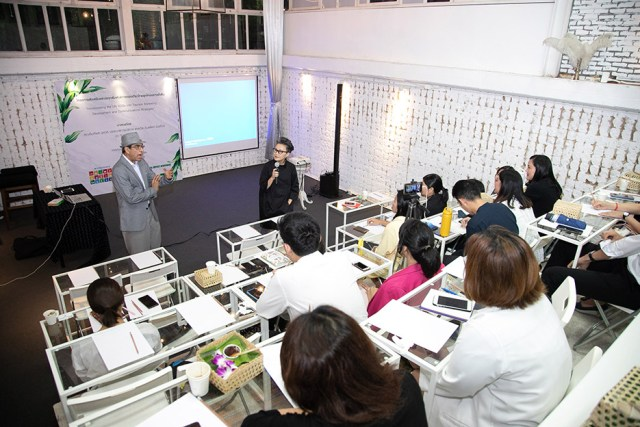 TAT staff participated in communications strategies course on sustainability agenda
