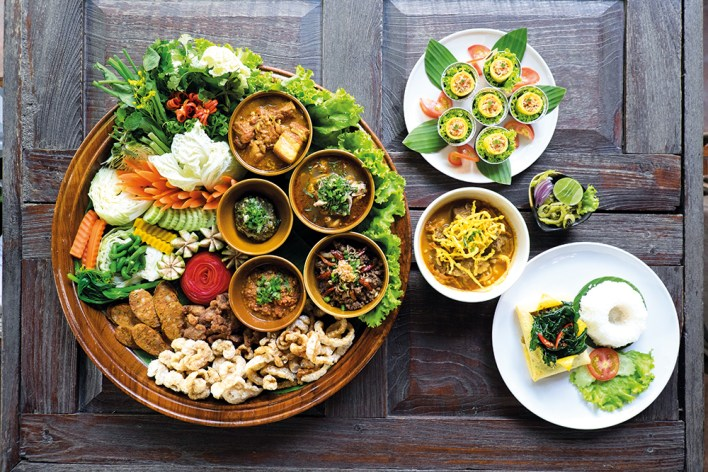 Much-loved, must-eat dishes from different regions of Thailand