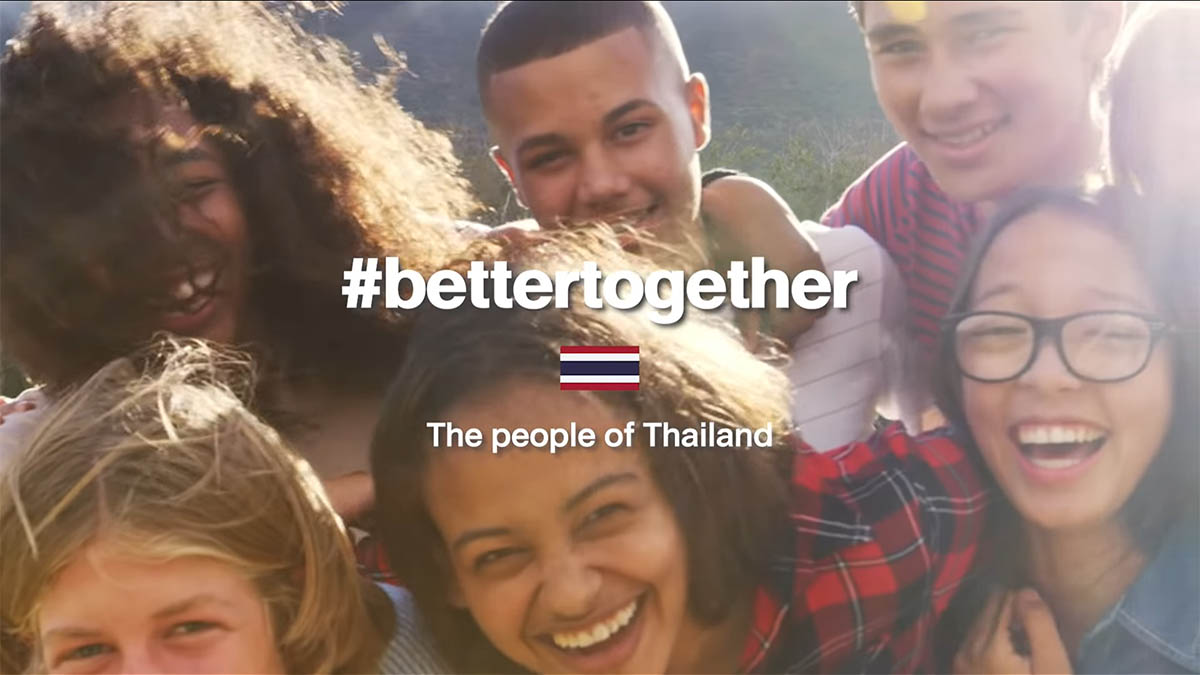"""TAT launches """"Better Together"""" video to cheer up the world"""