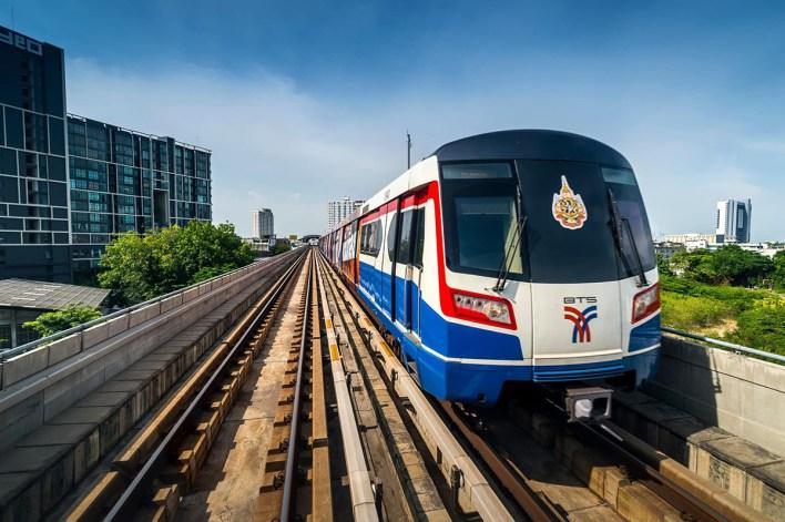 TAT update: BTS Skytrain intensifies anti-COVID-19 social distancing measures