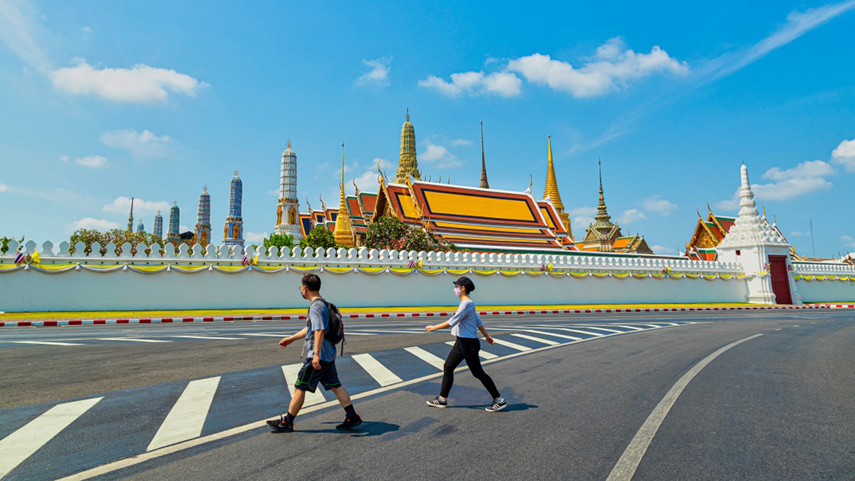 Thailand recommends guidelines for public health at tourist attractions and beaches
