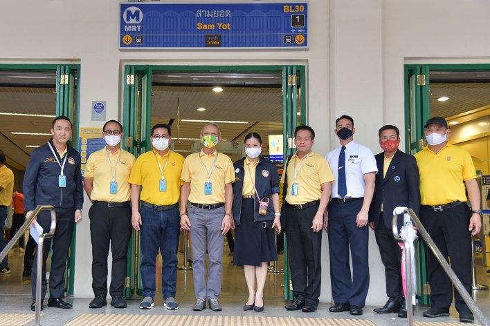 "TAT launches ""Travel Shortcuts around Rattanakosin Island"""